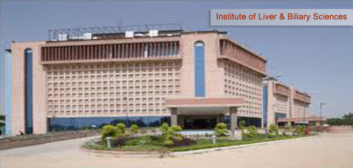 institute of liver and biliary sciences new delhi