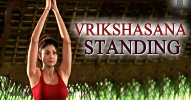 Vrikshasana (Tree Pose) 7 Steps and Health Benefits