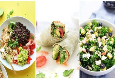 10 Healthy Lunch Ideas That Beat a Boring Desk Salad